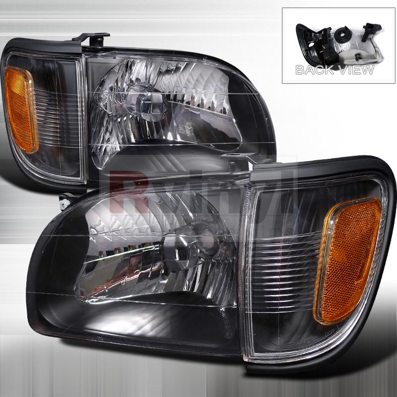 2003 Toyota Tacoma Aftermarket Headlights
