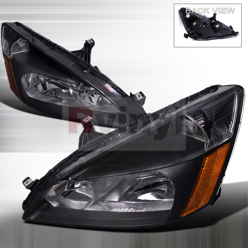 2004 Honda Accord Aftermarket Headlights