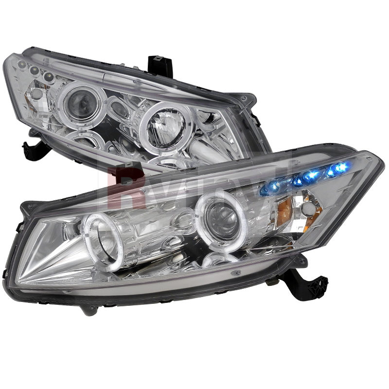 2010 Honda Accord Aftermarket Headlights