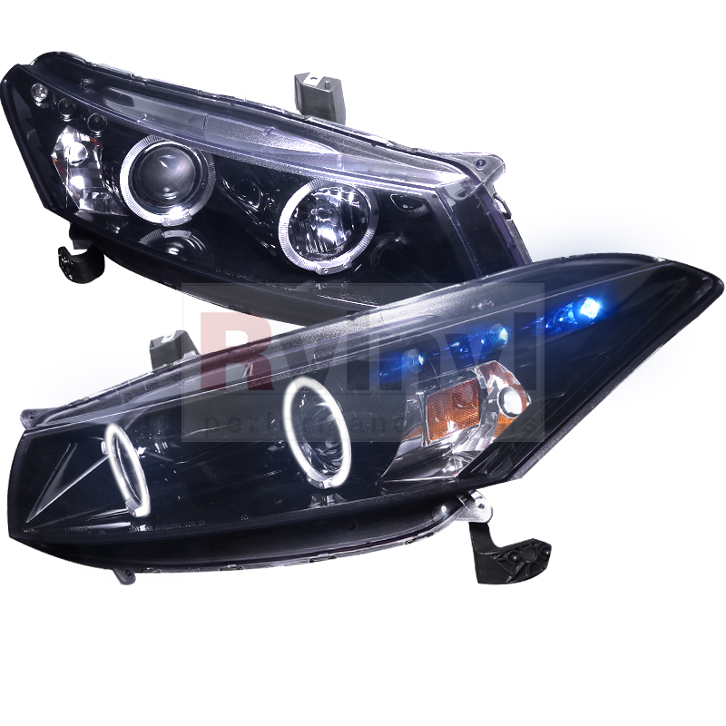 2011 Honda Accord Custom Headlights Aftermarket Headlights