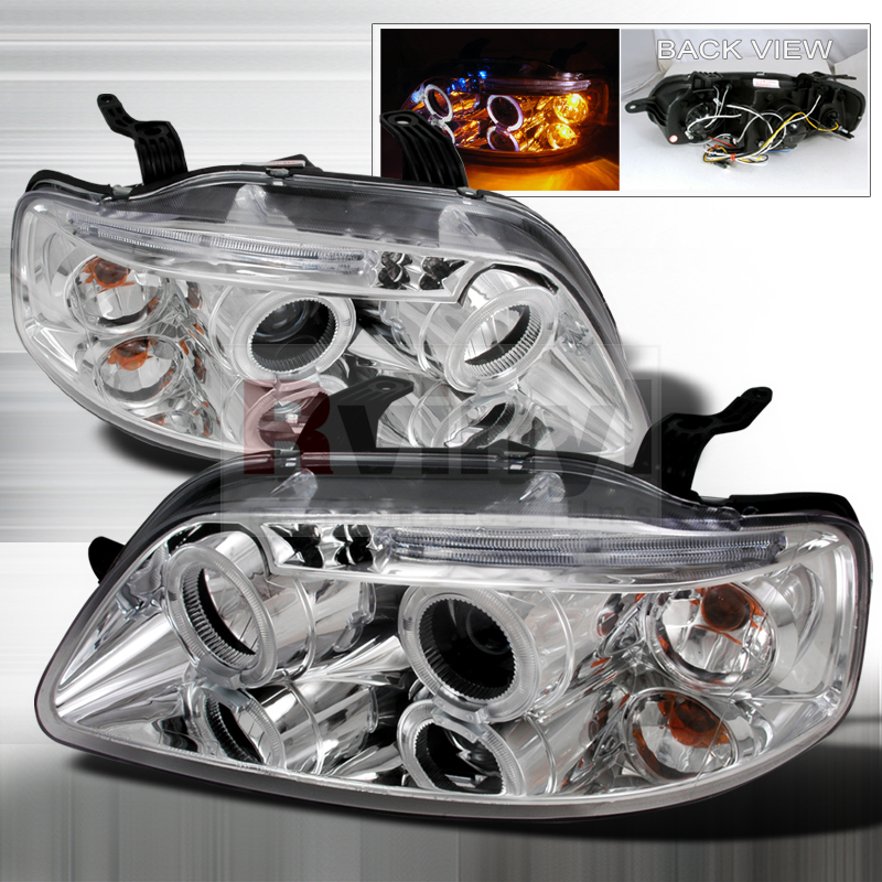 2008 Chevrolet Aveo Aftermarket Headlights