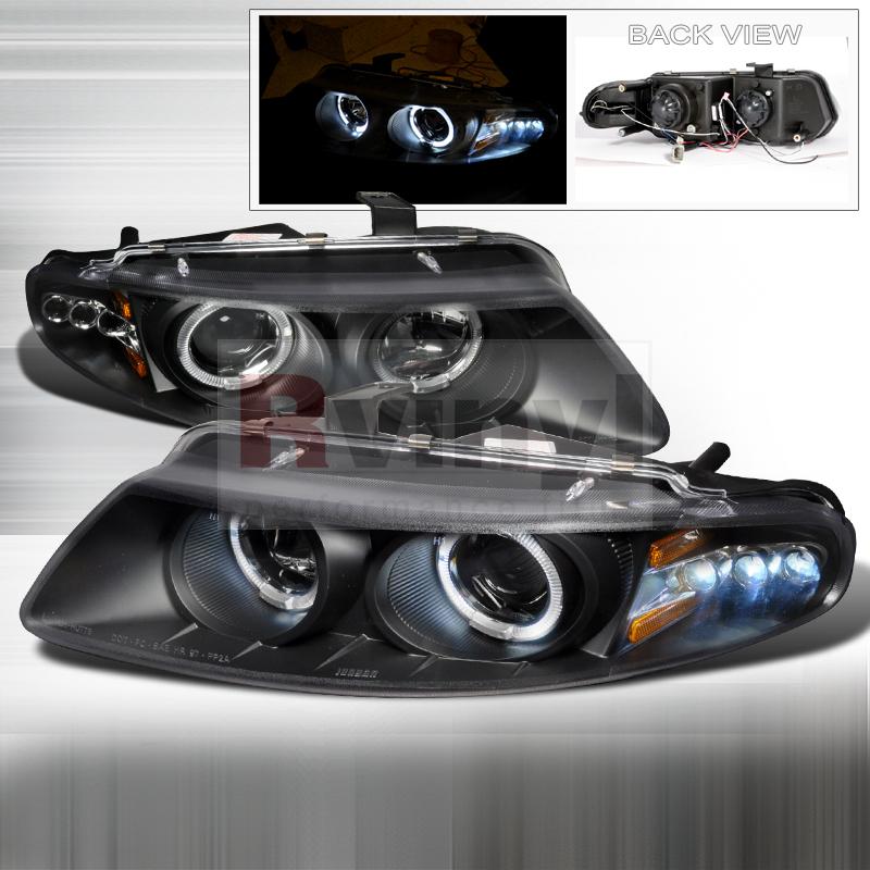 1997 Dodge Avenger Aftermarket Headlights