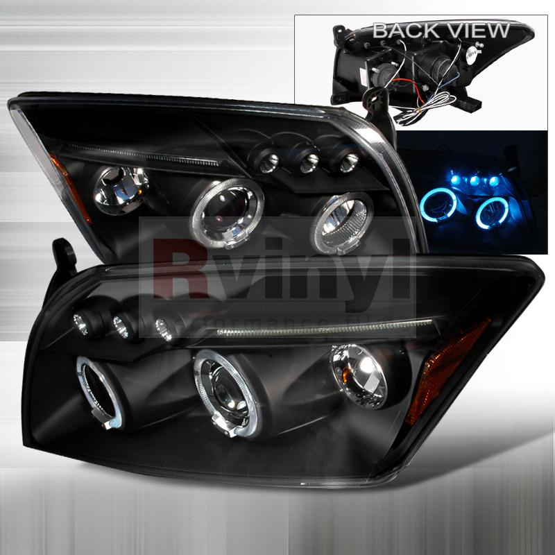 2007 Dodge Caliber Aftermarket Headlights