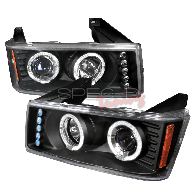 2009 Chevrolet Colorado Aftermarket Headlights