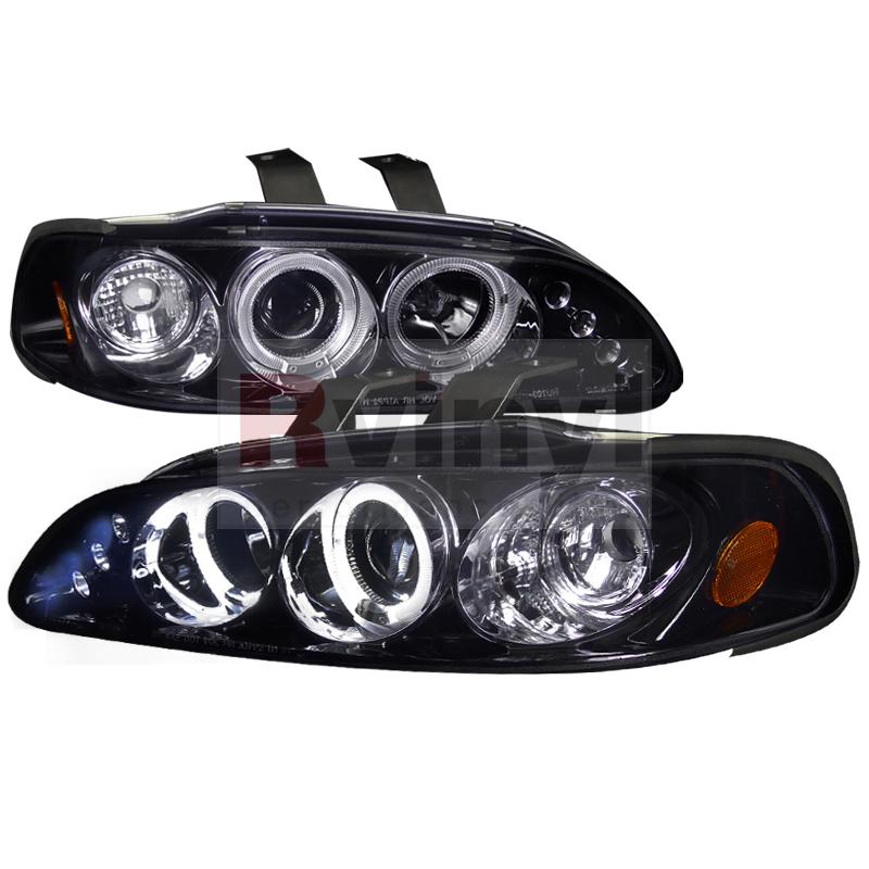 1993 Honda Civic Aftermarket Headlights