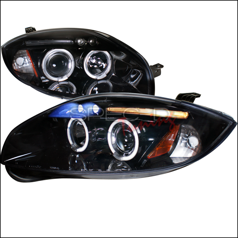 2009 Mitsubishi Eclipse Aftermarket Headlights