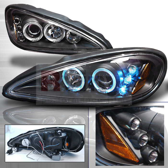 2004 Pontiac Grand Am Aftermarket Headlights