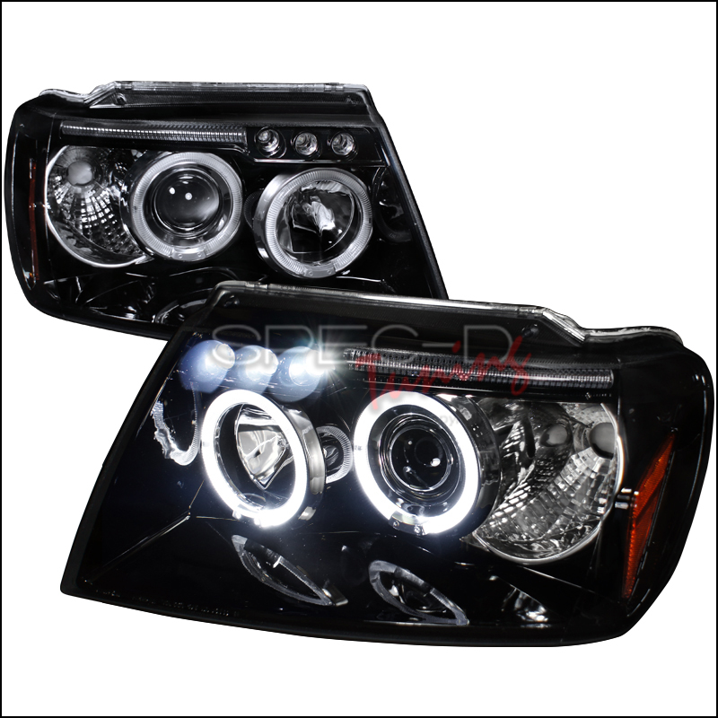 1999 Jeep Grand Cherokee Aftermarket Headlights