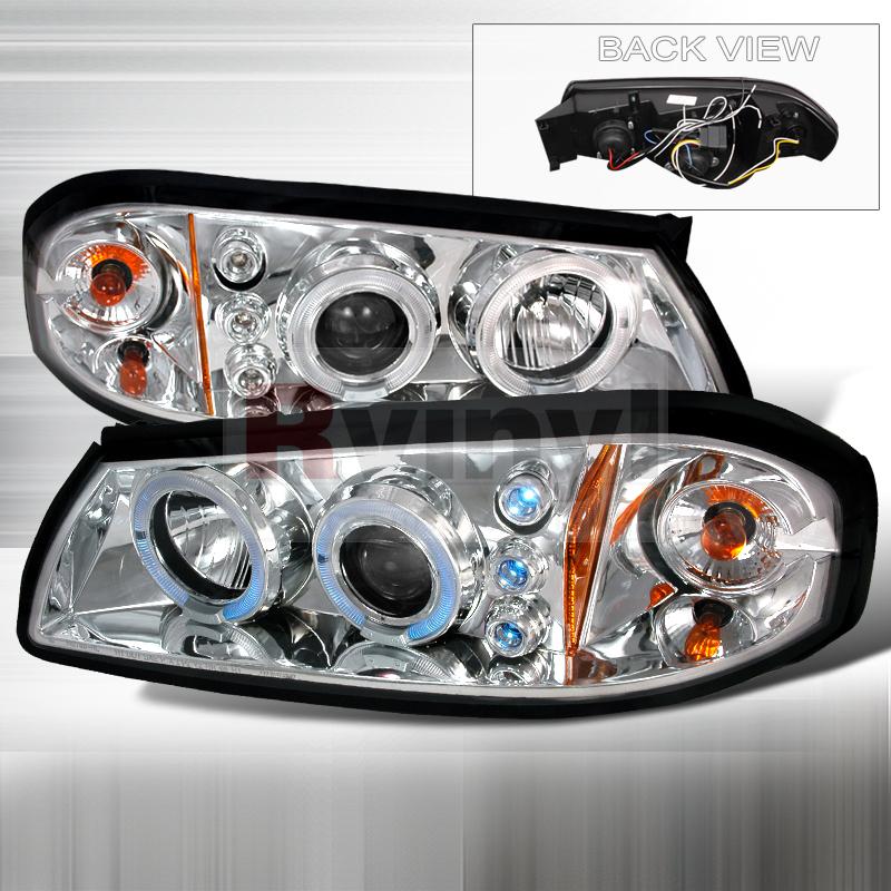 2005 Chevrolet Impala Aftermarket Headlights