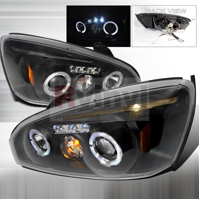 2005 Chevrolet Malibu Aftermarket Headlights
