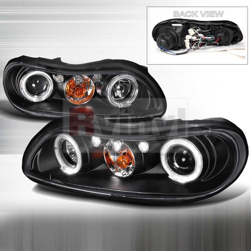 2002 Chevrolet Malibu Aftermarket Headlights