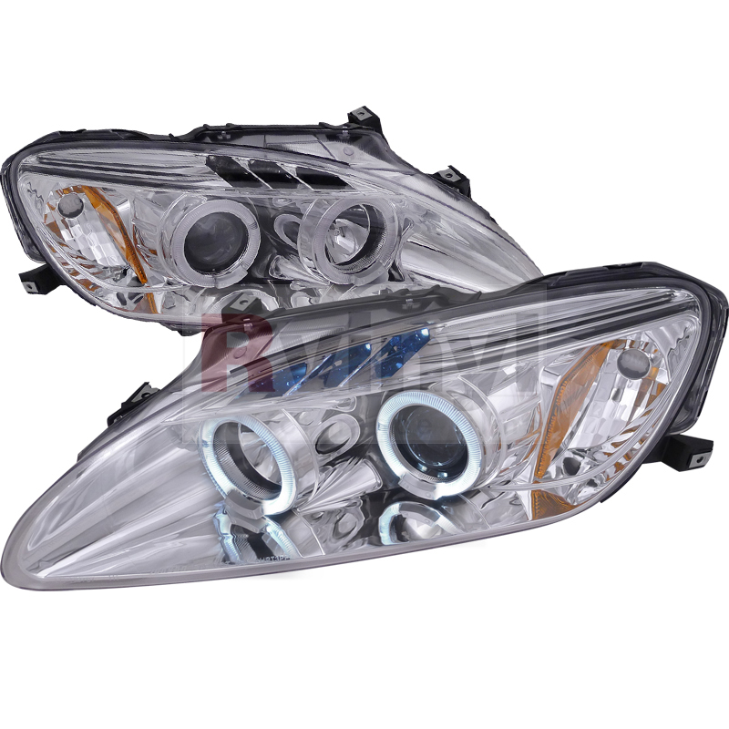 2000 Honda S2000 Aftermarket Headlights