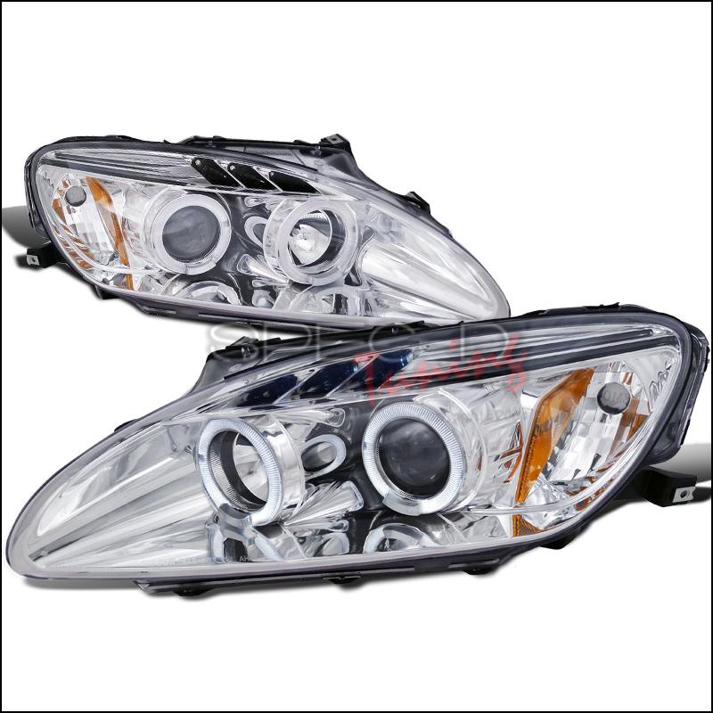 2008 Honda S2000 Aftermarket Headlights
