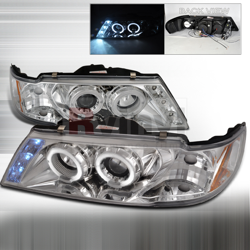 how to fix projector headlights