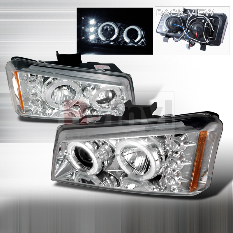 2005 Chevrolet Avalanche Aftermarket Headlights