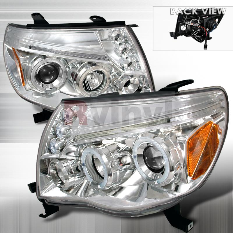 2009 Toyota Tacoma Aftermarket Headlights
