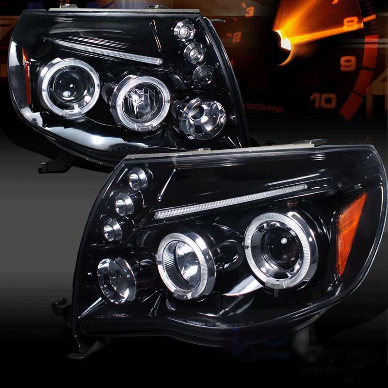 2011 Toyota Tacoma Aftermarket Headlights