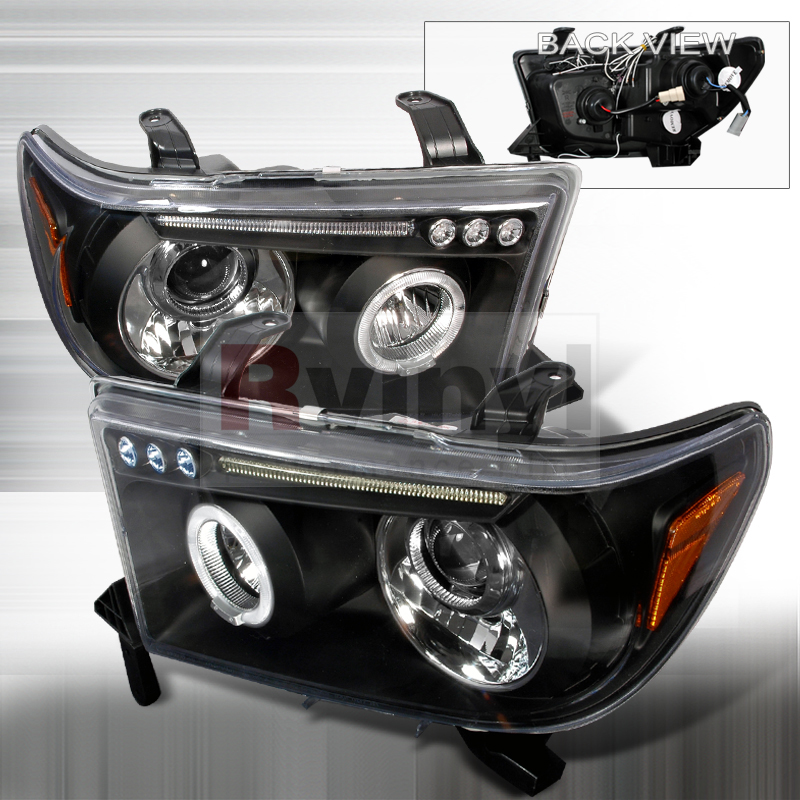 2007 Toyota Tundra Aftermarket Headlights