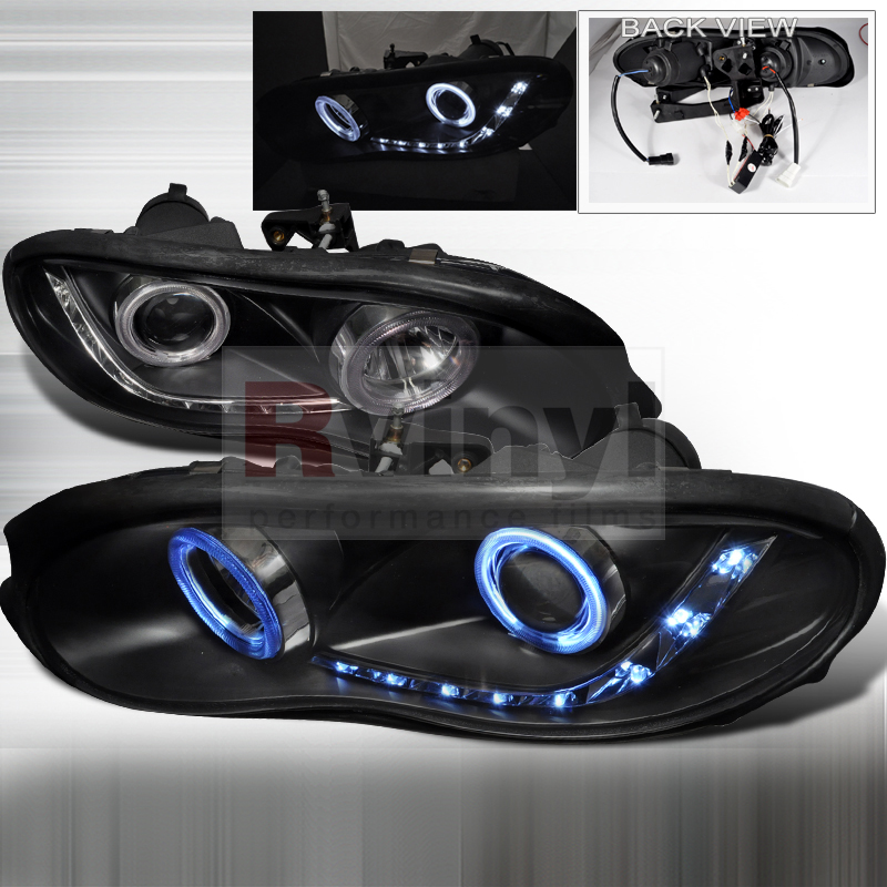 2002 Chevrolet Camaro Aftermarket Headlights