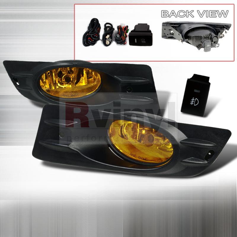 2006 Honda Accord Aftermarket Fog Lights