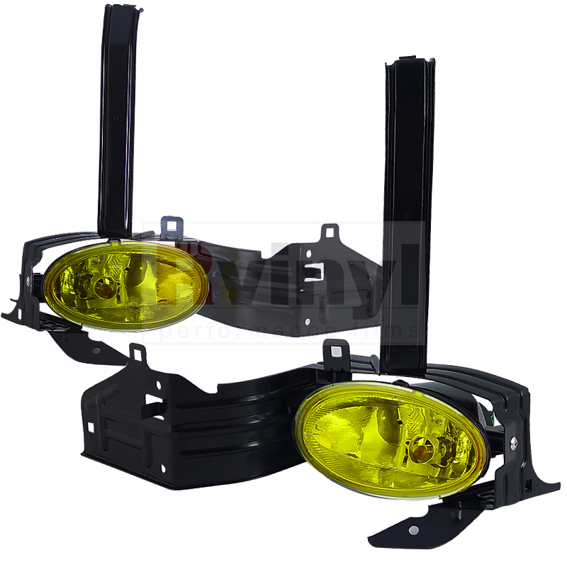 2008 Honda Accord Aftermarket Fog Lights
