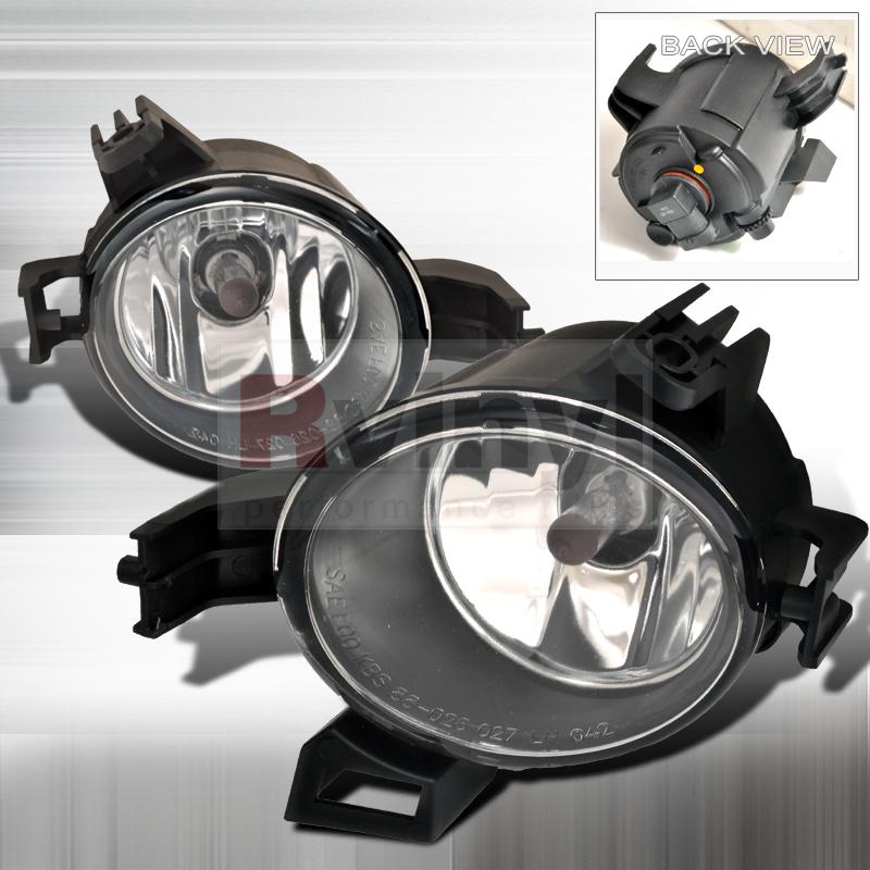 2005 Nissan Altima Aftermarket Fog Lights