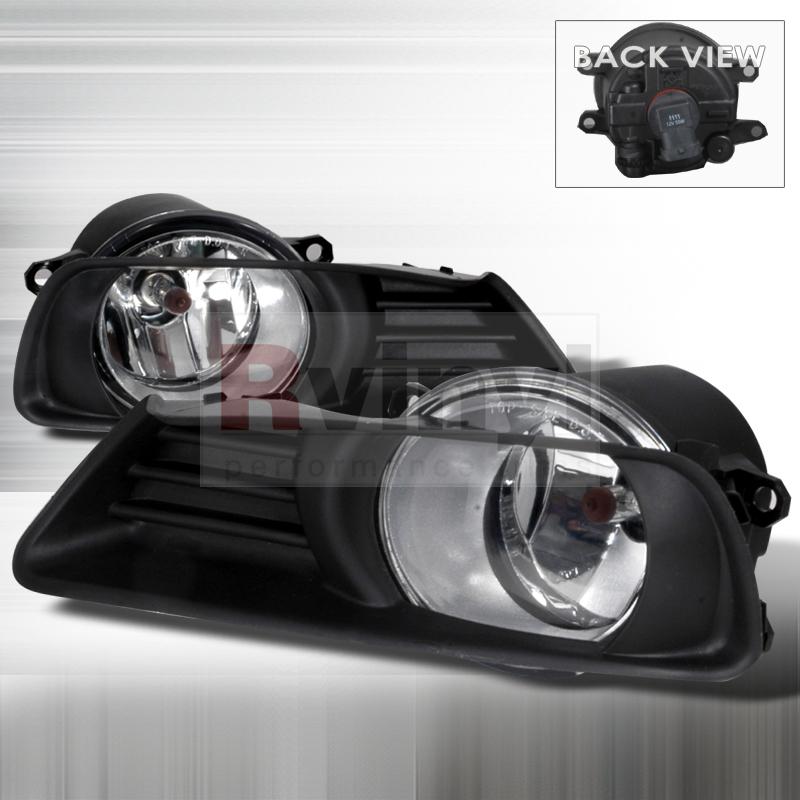 2008 Toyota Camry Aftermarket Fog Lights