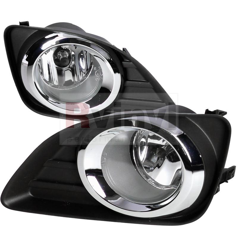2011 Toyota Camry Aftermarket Fog Lights