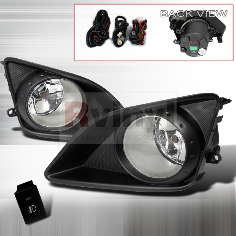 2010 Toyota Corolla Aftermarket Fog Lights