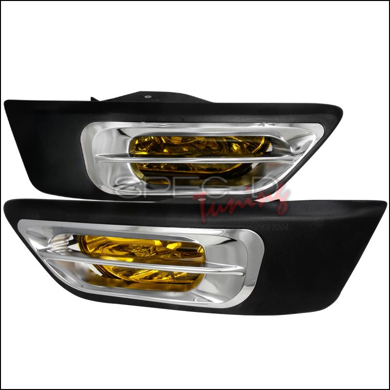 2003 Honda CR-V Aftermarket Fog Lights