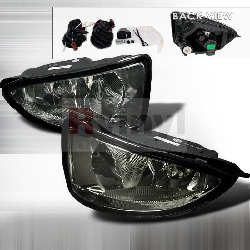 2005 Honda Civic Aftermarket Fog Lights