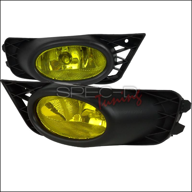 2012 Honda Civic Aftermarket Fog Lights