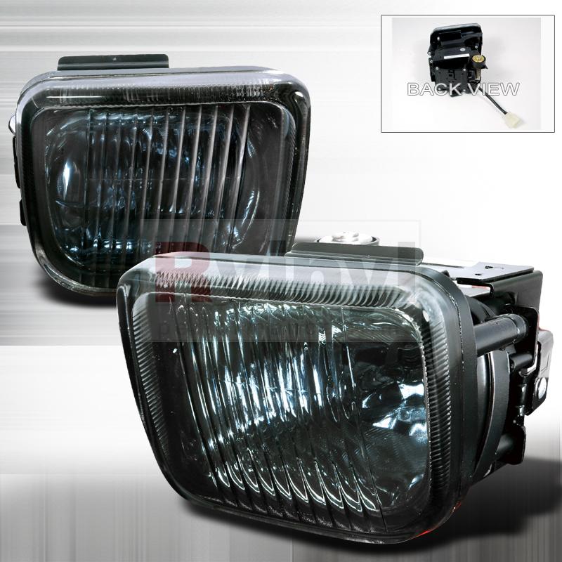 1996 Honda Civic Aftermarket Fog Lights