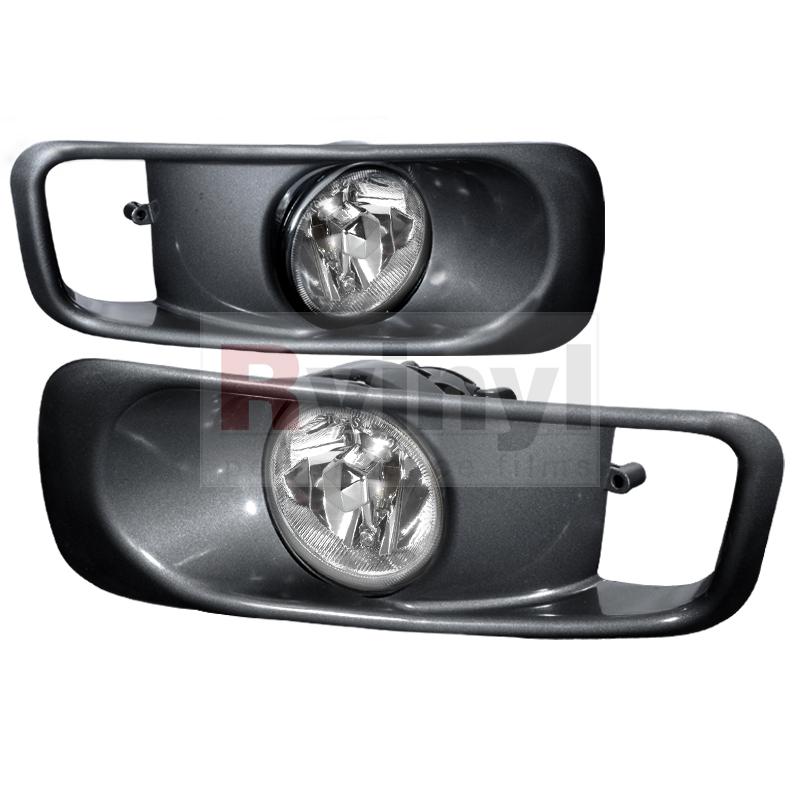 2000 Honda Civic Aftermarket Fog Lights