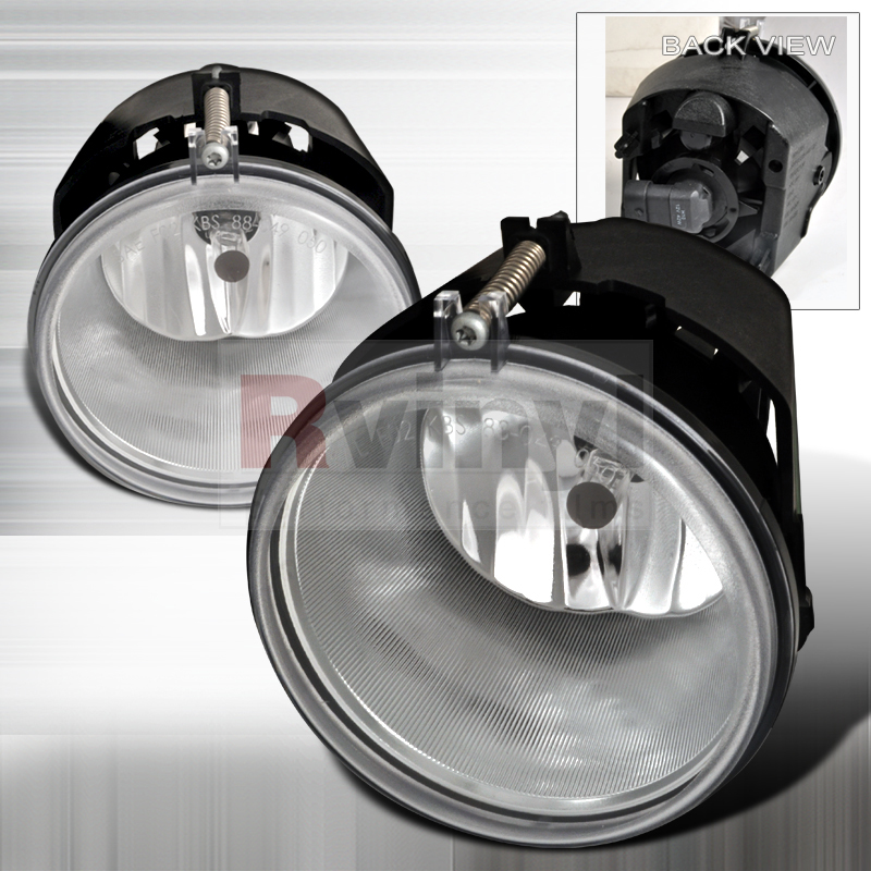 2007 Jeep Grand Cherokee Aftermarket Fog Lights