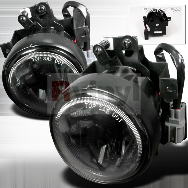 2003 Honda Element Aftermarket Fog Lights