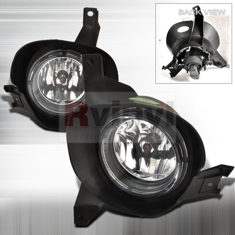 2001 Ford Explorer Aftermarket Fog Lights