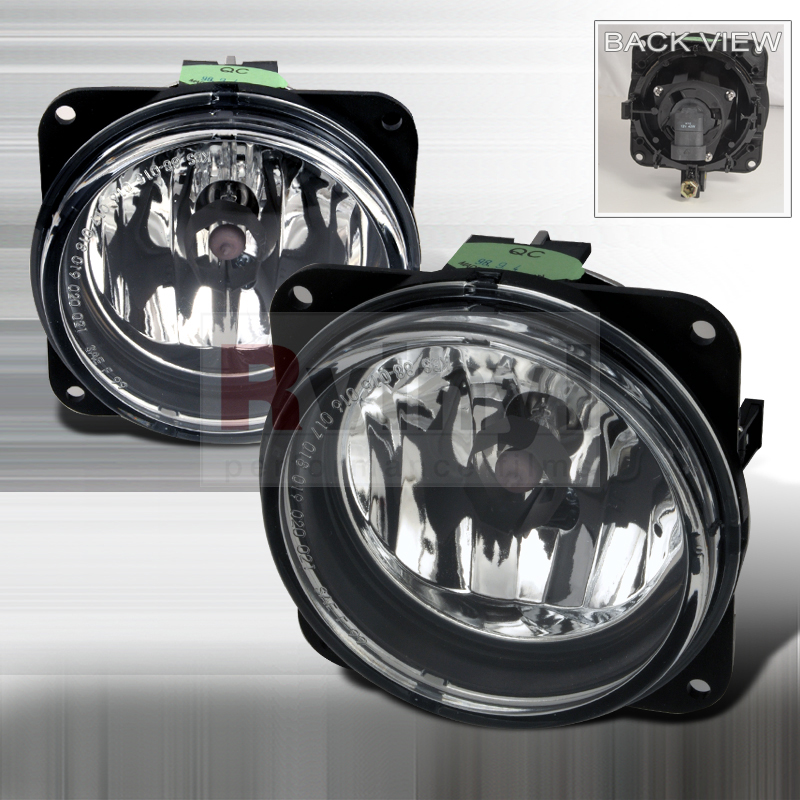2003 Ford Focus Aftermarket Fog Lights