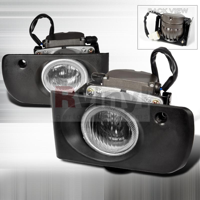 1995 Acura Integra Aftermarket Fog Lights