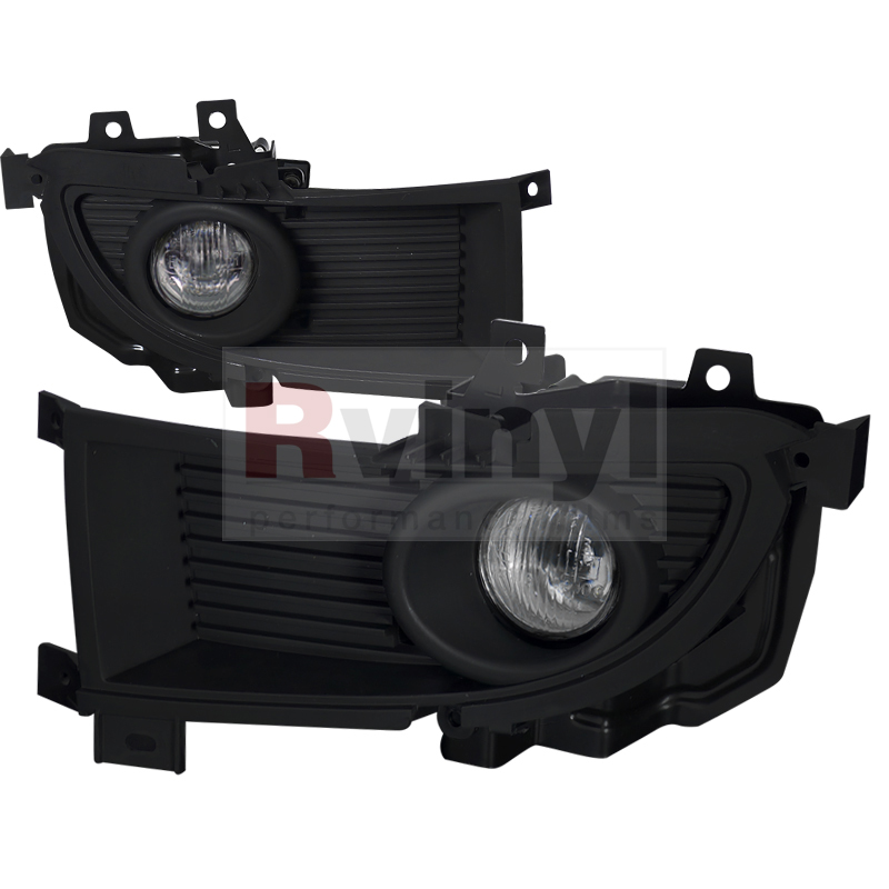 2005 Mitsubishi Lancer Aftermarket Fog Lights