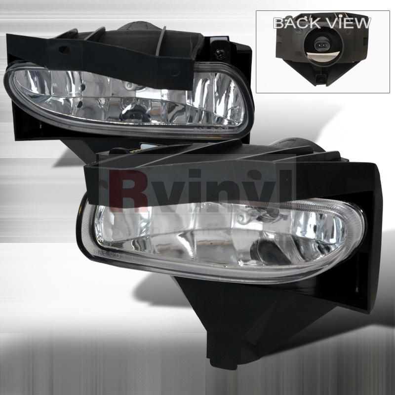 2001 Ford Mustang Aftermarket Fog Lights