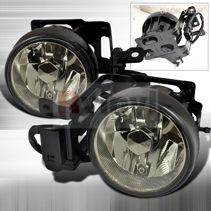 2000 Mitsubishi Montero Sport Aftermarket Fog Lights