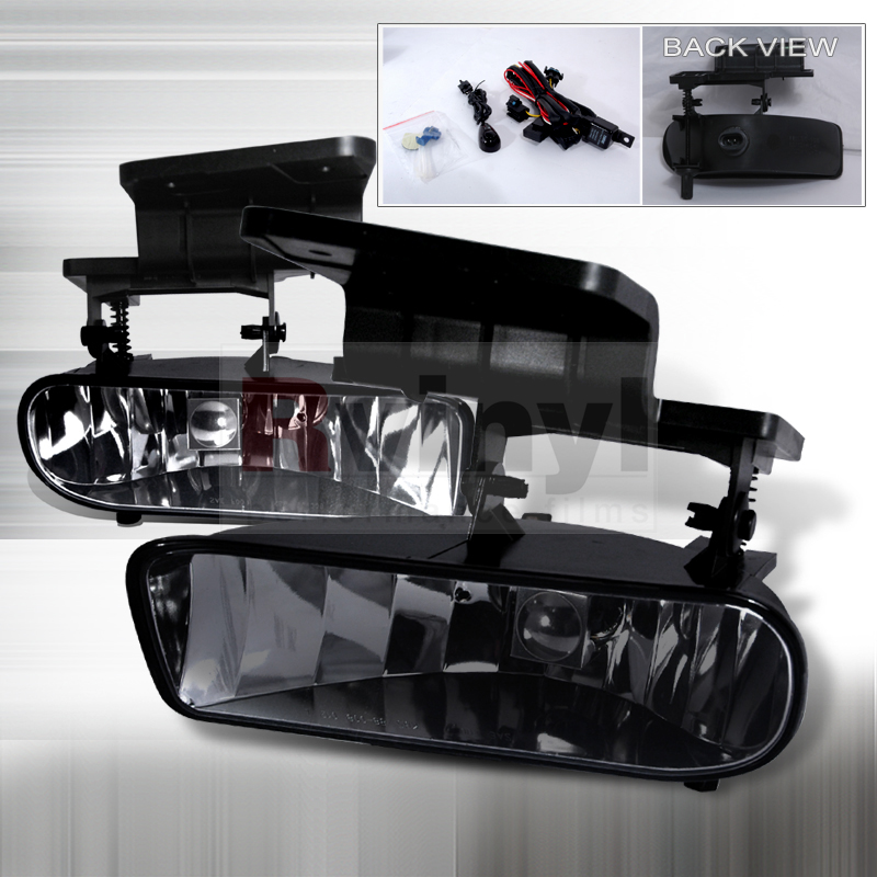 2002 Chevrolet Silverado Aftermarket Fog Lights