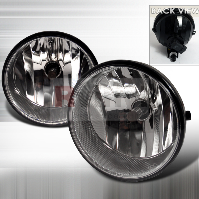 2007 Toyota Tundra Aftermarket Fog Lights