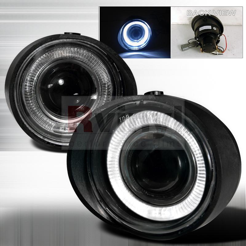2005 Infiniti FX35 Aftermarket Fog Lights