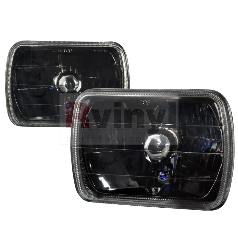 1988 Jeep Comanche Aftermarket Headlights