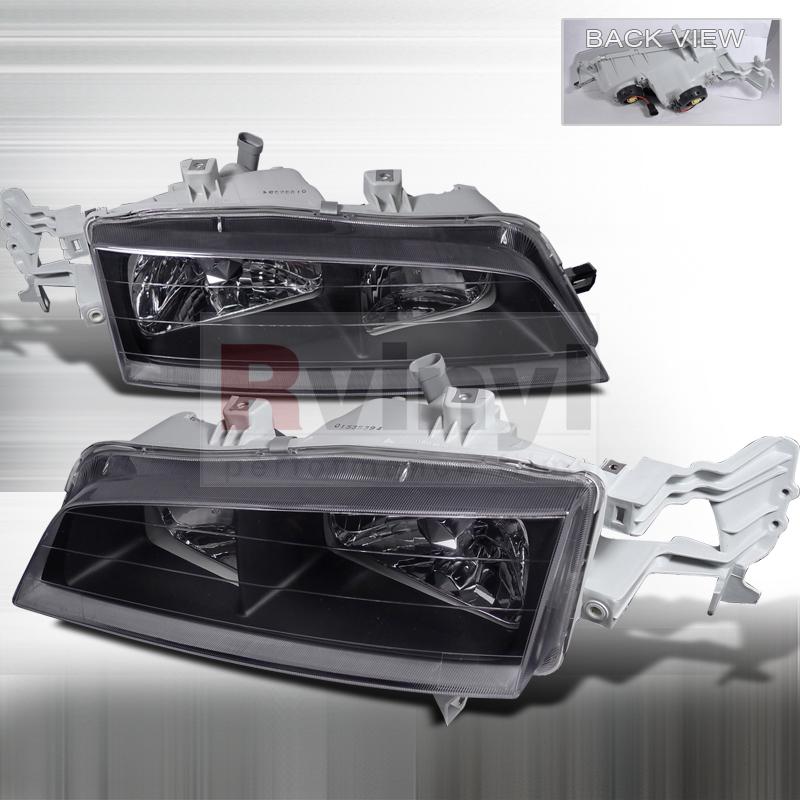 1997 Honda Accord Aftermarket Headlights