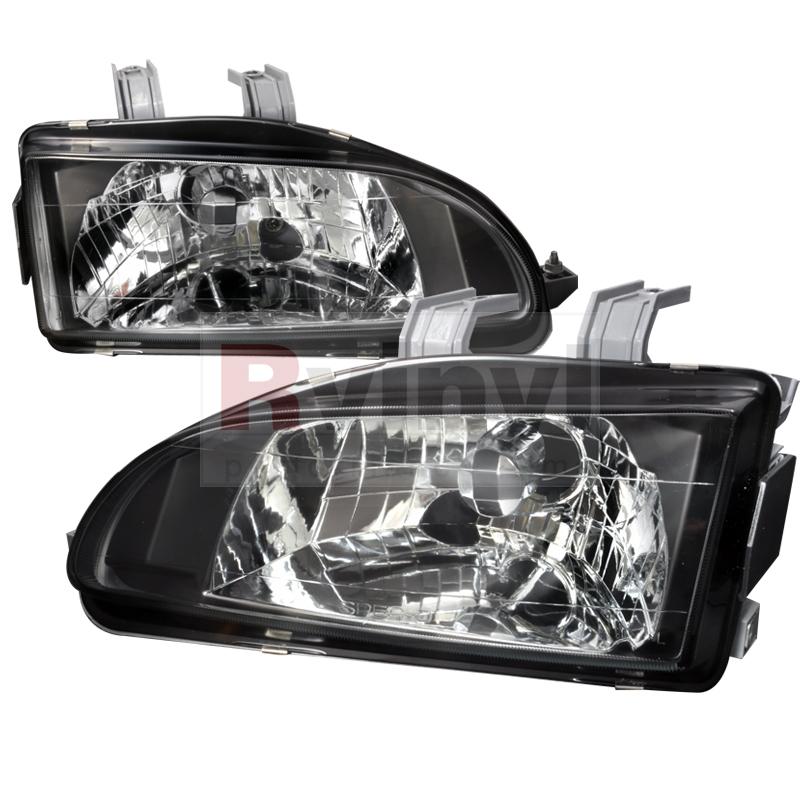 1995 Honda Civic Aftermarket Headlights