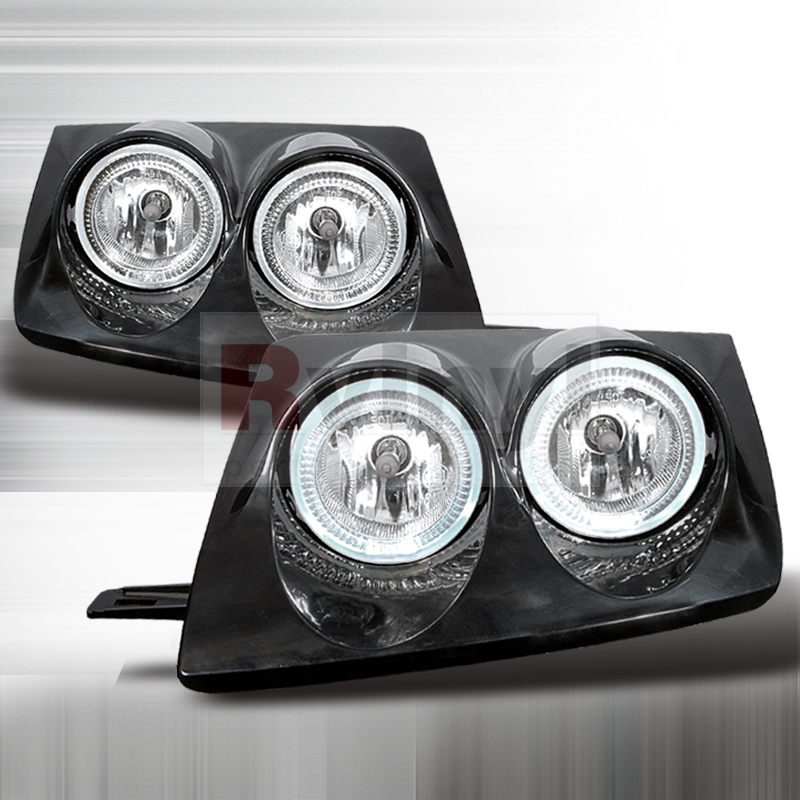 1993 Nissan 240SX Aftermarket Headlights