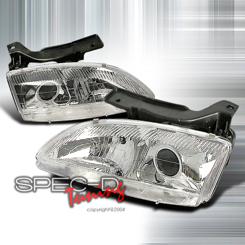 1995 Chevrolet Cavalier Aftermarket Headlights